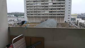 taubenabwehr balkon anti tauben vorrichtung am balkon fail