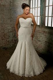 plus wedding size lace mermaid wedding dresses naf dresses
