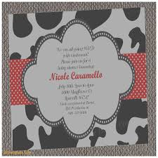 baby shower invitation best of cow baby shower invitations cow