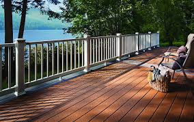 Outdoor Banisters And Railings Trex Select Railing High Quality Deck And Stair Railing Trex