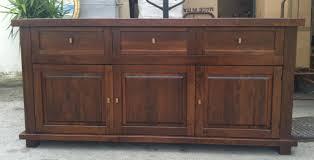 credenza antica ebay gallery of mobile madia in legno massiccio finitura nocex cucina