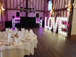 wedding hire 45 best white letter lights images on wedding
