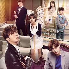 dramafire unfortunate boyfriend korean drama with english subtitle cinderella and 4 knights stalk