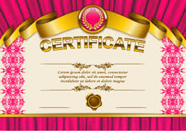 certificate template free vector download 13 053 free vector for