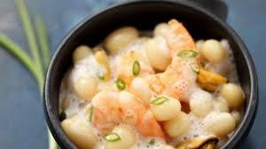 cuisiner les cocos de paimpol cocotte de crevettes moules et cocos de paimpol l express styles