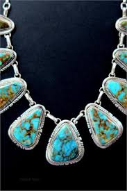 turquoise silver necklace jewelry images Native american indian jewelry navajo turquoise necklace JPG