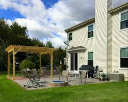 Pergola With Fire Pit by How To Enjoy Your Outdoor Living Space This Fall U2013 Outdoor Living