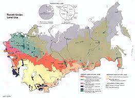 former soviet union map former soviet union land use 1982 size