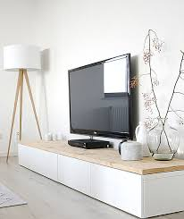 ikea media console hack modern media consoles for big screen tvs