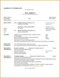 curriculum vitae templates for word resume template word english fresh pdf curriculum vitae exle