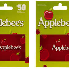 applebee s gift cards 50 applebee s gift card only 39 today only