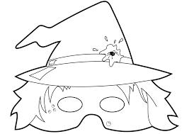 Halloween Cutouts Printable by Free Halloween Mask Printables U2013 Fun For Halloween
