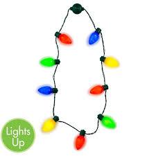 christmas light necklace magnificent ideas christmas light necklace up for kids