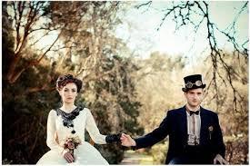 mariage steunk inspiration mariage à découvrir