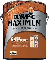 Furniture Design Ideas Featuring Water Based Wood Stains General by Olympic Maximum Stain Sealant In One Semi Transparent