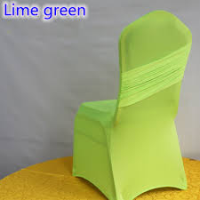Green Chair Covers Compare Prices On Green Universal Chair Covers Online Shopping