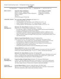 undergraduate curriculum vitae pdf italiano 100 resume undergraduate bianca walker resume sle