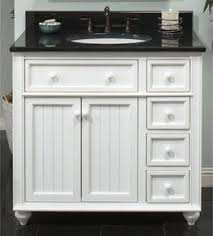 white cottage style bathroom vanity cabinets vanities cottage