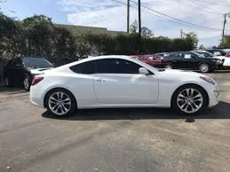 white 2013 hyundai genesis coupe hyundai genesis coupe in alabama for sale used cars on