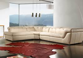 Grey Leather Sectional Sofa Sofa Gray Leather Sectional Sofa Stunning Sectional Sofa With