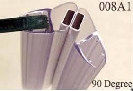 Plastic Strips For Shower Doors Bath Pvc Plastic Hinge Strips Seals Glass Door Shower Seal To12mm