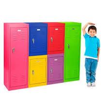 metal kids lockers sandusky 15 in w x 15 in d x 48 in h single tier welded steel