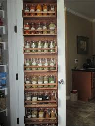 Spice Rack For Wall Mounting Kitchen Marvelous Inside Cupboard Spice Rack Thin Spice Rack