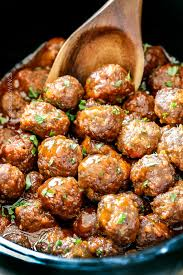 cooker honey buffalo meatballs the recipe critic
