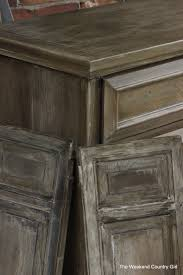 How To Color Wash Wood - how to achieve a restoration hardware weathered oak finish