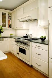 plain kitchen ideas with white appliances traditional cabinets