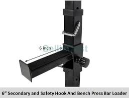 Bench Press Safety Stands 250kg Weightlifting Bench Press Adj End 5 28 2018 11 07 Am