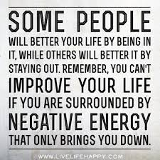 negative energy quotes like success