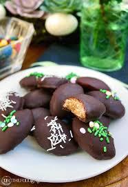 chocolate covered eggs peanut butter eggs easy sugar free recipe