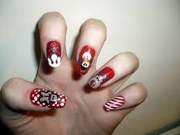 christmas nail art 3 fashion fuz