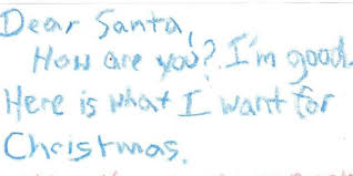 dear santa u0027 letter with full amazon link is so 2013 it hurts