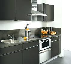 cuisine four encastrable meuble cuisine colonne pour four encastrable best armoire pour