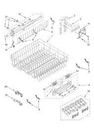 kenmore elite dishwasher 665 parts diagram periodic u0026 diagrams