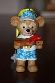 new disney aulani duffy w ukulele ornament hawaii