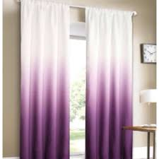 Ombre Window Curtains Ombré Purple Curtains On The Hunt