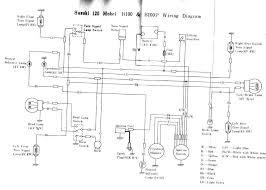 suzuki b100p wiring diagram suzuki wiring diagrams instruction