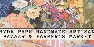hyde park handmade artisan bazaar tickets sun dec 17 2017 at 12
