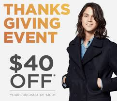 gap canada thanksgiving sale save 40 when you spend 100