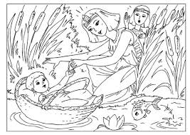 coloring pages alluring moses coloring pages kids moses