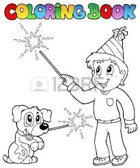 coloring book family collection 1 royalty free cliparts vectors