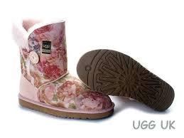 womens ugg boots bailey button ugg womens ugg boots bailey button fancy 5809 pink ugg h8c9601