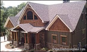 craftsman lake cottage custom home plans max fulbright designs