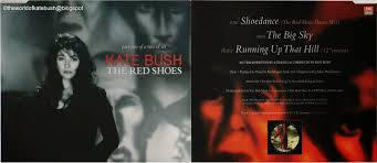the world of kate bush the red shoes shoedance uk cd single