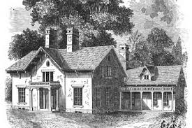 1800s Farmhouse Floor Plans by Forgotten Women Designers U0026 Farmhouses Of The 1800s