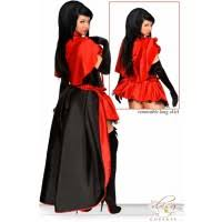 Red Riding Hood Costume 5 Pc Red Riding Hood Costume Amiclubwear Costume Online