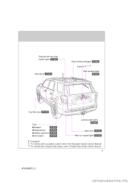 toyota 4runner 2012 n280 5 g owners manual